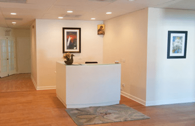 Chiropractic Naperville IL Haug Chiropractic Front Office