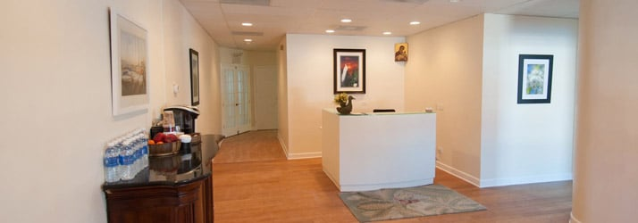 Chiropractic Naperville IL Haug Front Office
