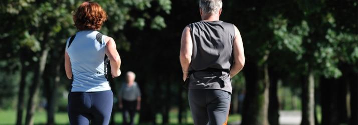 Chiropractic Naperville IL Jogging